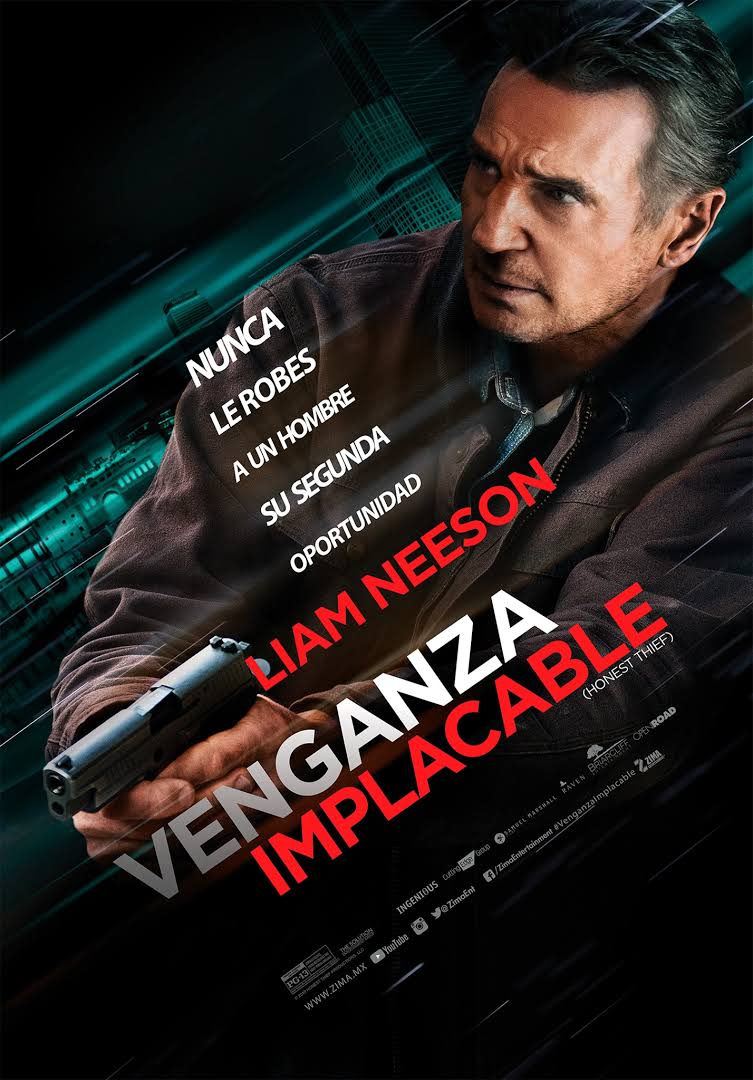 VENGANZA IMPLACABLE DOB BH
